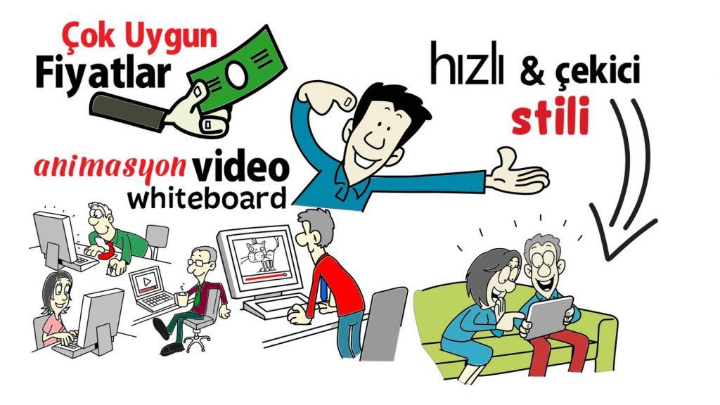 Whiteboard Animasyon Programları - Beyaz Tahta Animasyon Programları